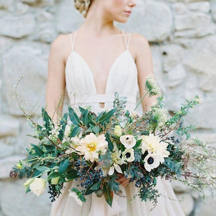 Summer Wedding Ideas: Turquoise Summer Wedding Ideas With Pops Of Peach