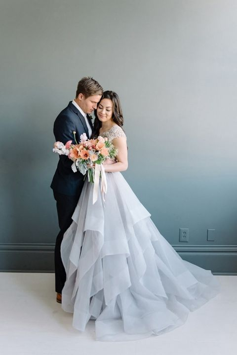 Purple And White Wedding Gowns 26 Amazing Moonstone and Opal Shades