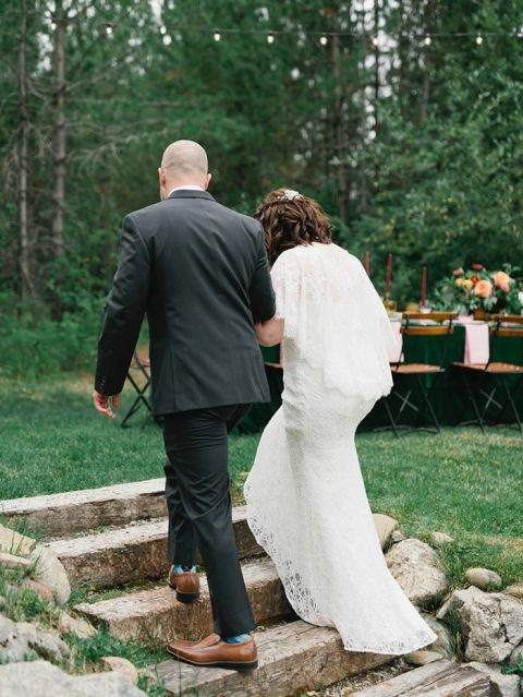 montana mountain wedding in vibrant summer colors hey
