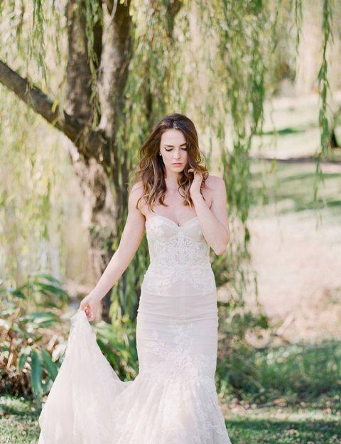 Before Sunrise - Ethereal Glam Bridal Inspiration