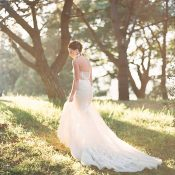Before Sunrise - Ethereal Glam Bridal Inspiration