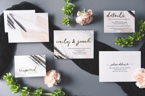 Invitation Design Your Way from Wedding Paper Divas Hey Wedding Lady