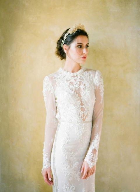 Wedding Dresses California 65 Lovely Old World French Elegance