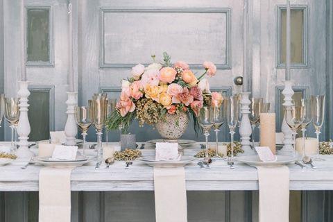 Coral Wedding Ideas 38 Marvelous Dip Dye Wedding Ideas
