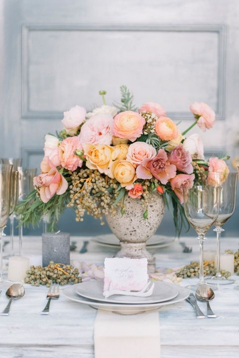 Coral Wedding Ideas 22 Trend Coral Mauve and Peach