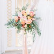 Colorful Modern Bohemian Wedding