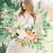 Fine Art Film Bridal Shoot in Utah