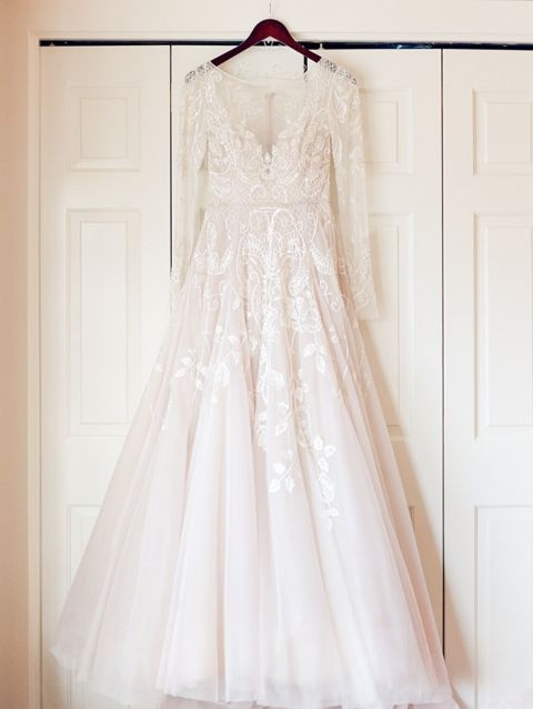 Amethyst Hayley Paige Wedding Dress
