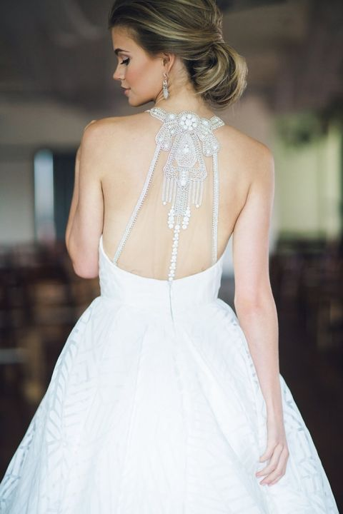 Southern Bridal Style with Industrial Charm   Hey Wedding Lady