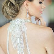Southern Glam Bride in Hayley Paige