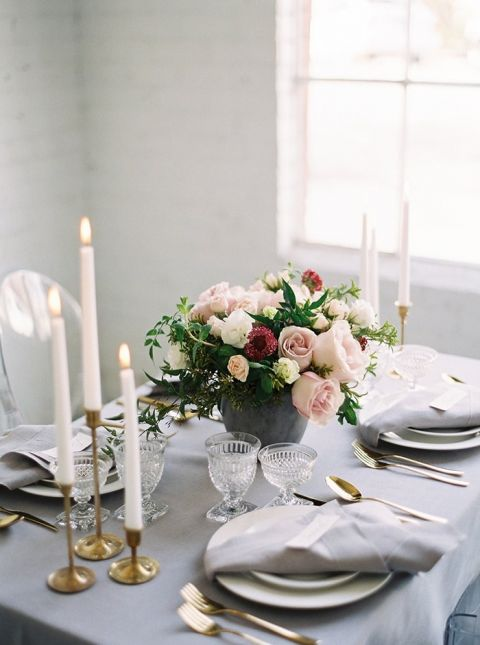 Modern Romance Wedding With Industrial Chic Decor Hey