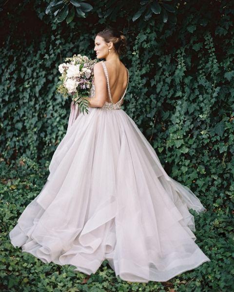 Country Outdoor Wedding Dresses 70 Lovely Enchanted Garden Wedding Ideas