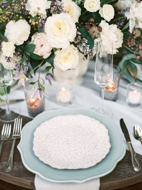 Enchanted Garden Wedding Ideas In Opal And Lavender Hey
