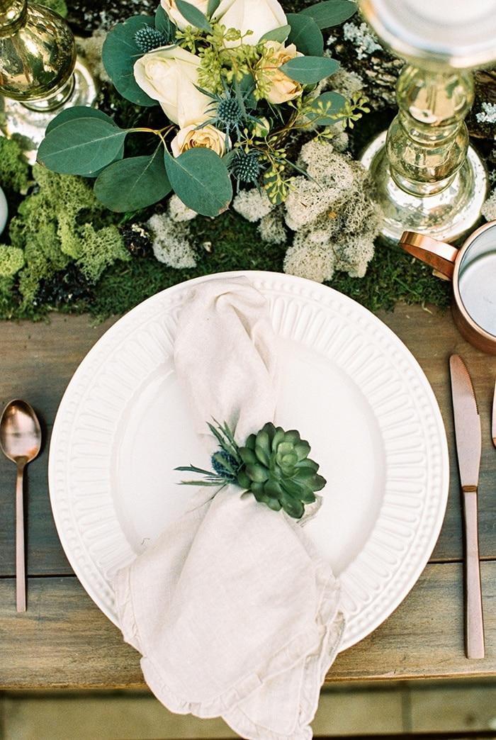 Enchanted Forest Blush Bridal Shoot Hey Wedding Lady