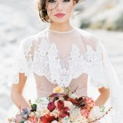 Vintage Spanish Inspired Bohemian Chic Bridal Shoot