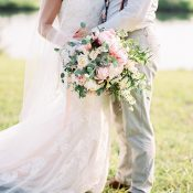 Summer Barn Wedding Photos