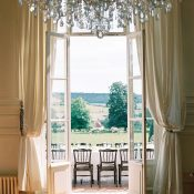 Romantic Chateau Destination Wedding in France