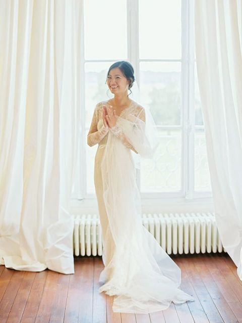 Ethereal Bridal Getting Ready Photos