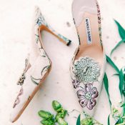 High Fashion Bridal Shoes