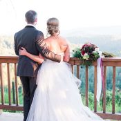 Winery Wedding in the Santa Cruz Mountains