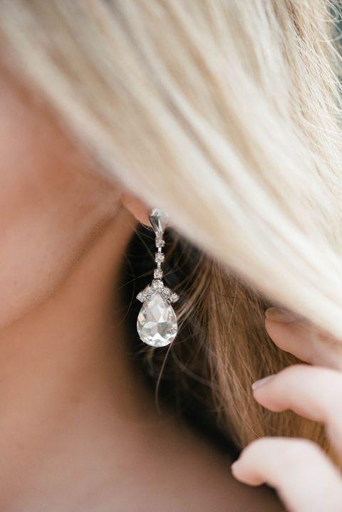 Glamorous Drop Earrings