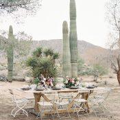 Bohemian Desert Festival Wedding Inspiration