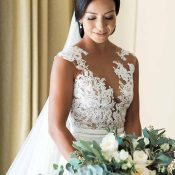 Organic Glamour for a Tuscan Inspired Wedding in Dubai