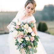 Dream Wedding Shoot inspired by a Ballerina Bride