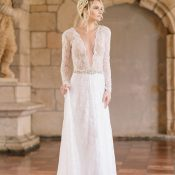 Glamorous Dora Sasu Wedding Dress