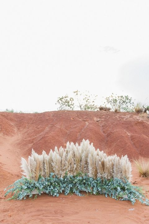 Natural Bohemian Wedding In The Red Desert Hey Wedding Lady