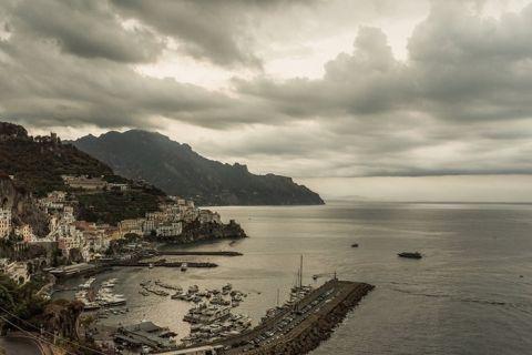 Rainy Afternoon in Positano