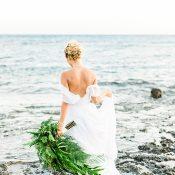 Maui Sunrise Bridal Session