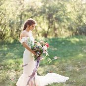 Magical Film Wedding Shoot with California Light