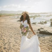 Dreamy Hawaiian Bride