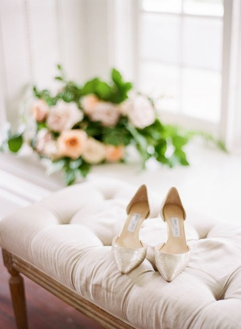 Elegant Suite for the Bride to Get Ready for the Wedding Day