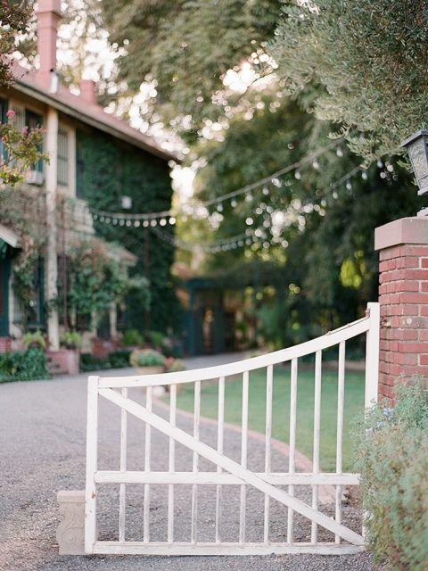 Rustic Elegant Wedding Venue in Northern California