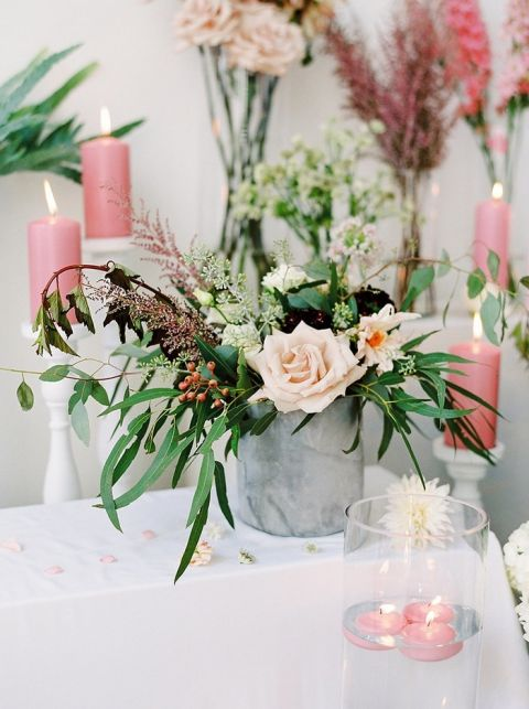 Bridal Romance in Blissful Lavender and Blush Pink | Hey Wedding Lady