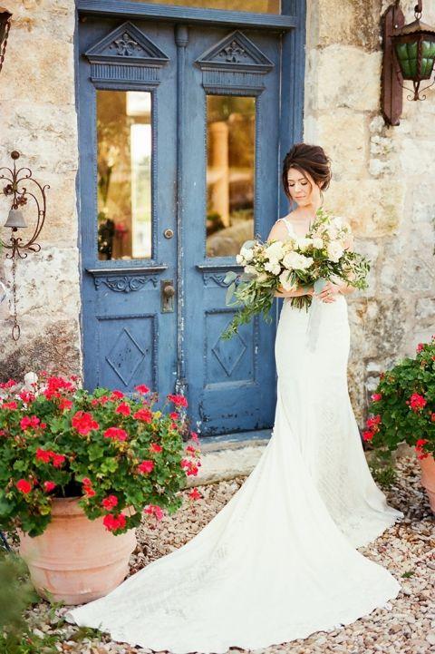 European Wedding Style in the Heart of Texas