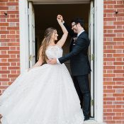 Romantic First Dance for the Bride and Groom