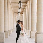 Intimate Destination Elopement in Paris
