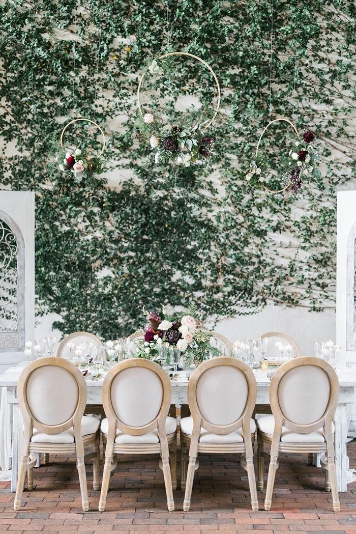 Botanical Meets Bohemian Wedding Design Hey Wedding Lady
