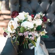 Whimsical Woodland Bridal Bouquet