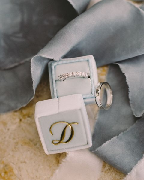 Diamond Band Wedding Ring