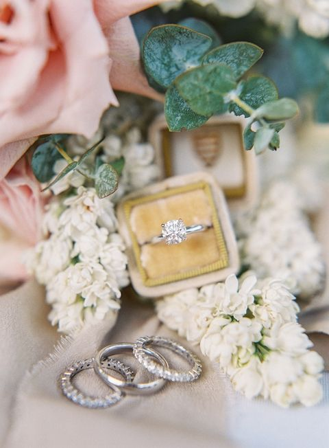 Gorgeous Solitaire Engagement Ring Shot