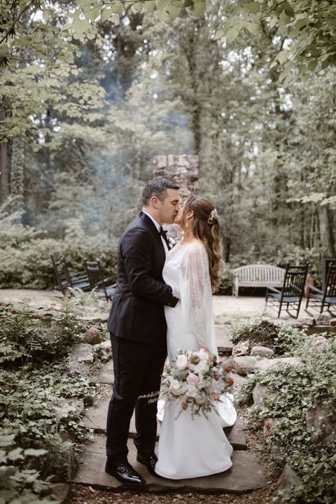 Magical Midsummer Night S Dream Wedding In The Woods