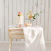 Vintage Rustic Dessert Table