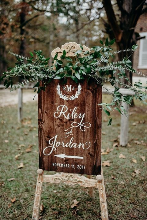Winter Woodland Wedding with a Boho Bridal Gown