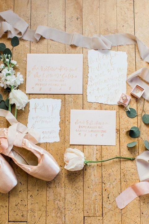 Organic Elegance for an Ethereal Wedding Day