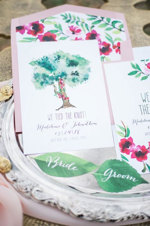 Whimsical Elopement Style with Summer Flowers