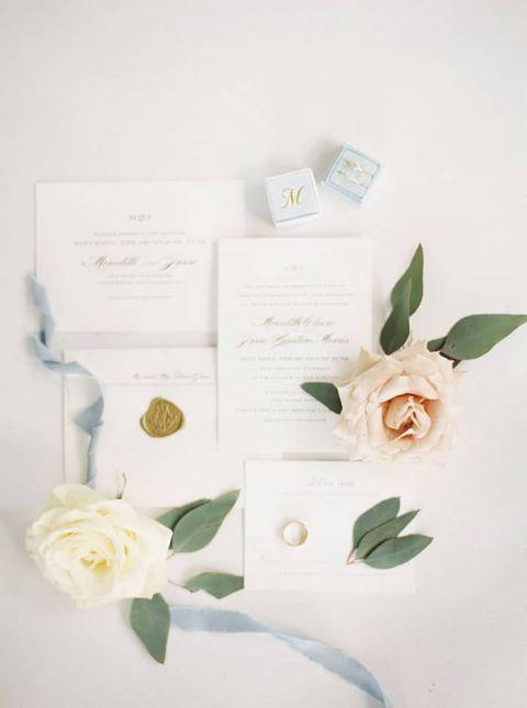Rainy Day Magic for a Dreamy Charleston Wedding
